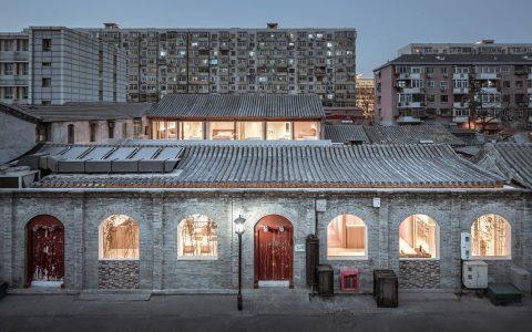 北京叠院儿  /  建筑营letou国际米兰下载工作室