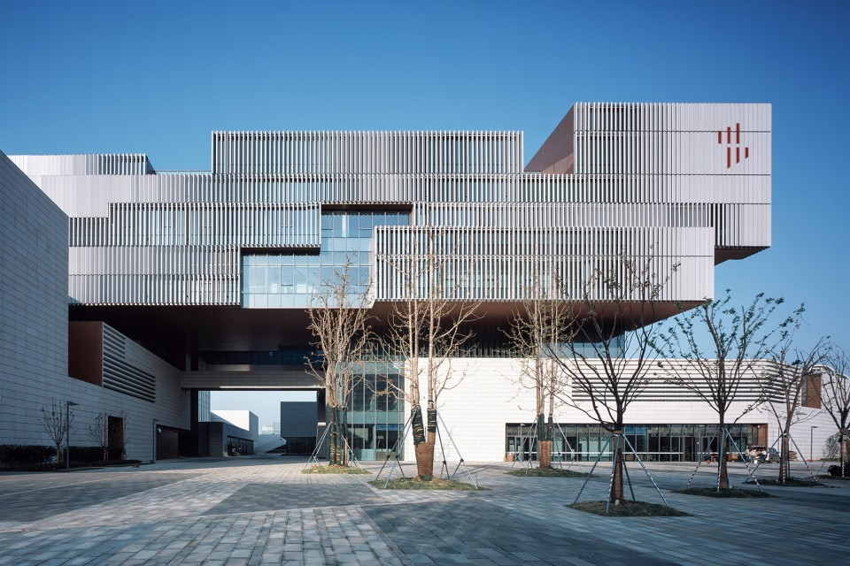 002-SND Cultural and Sports Center_Tianhua
