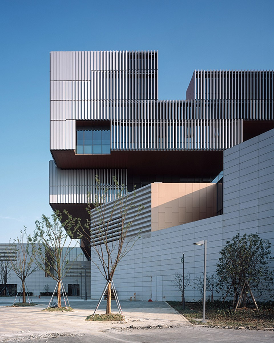 005-SND Cultural and Sports Center_Tianhua