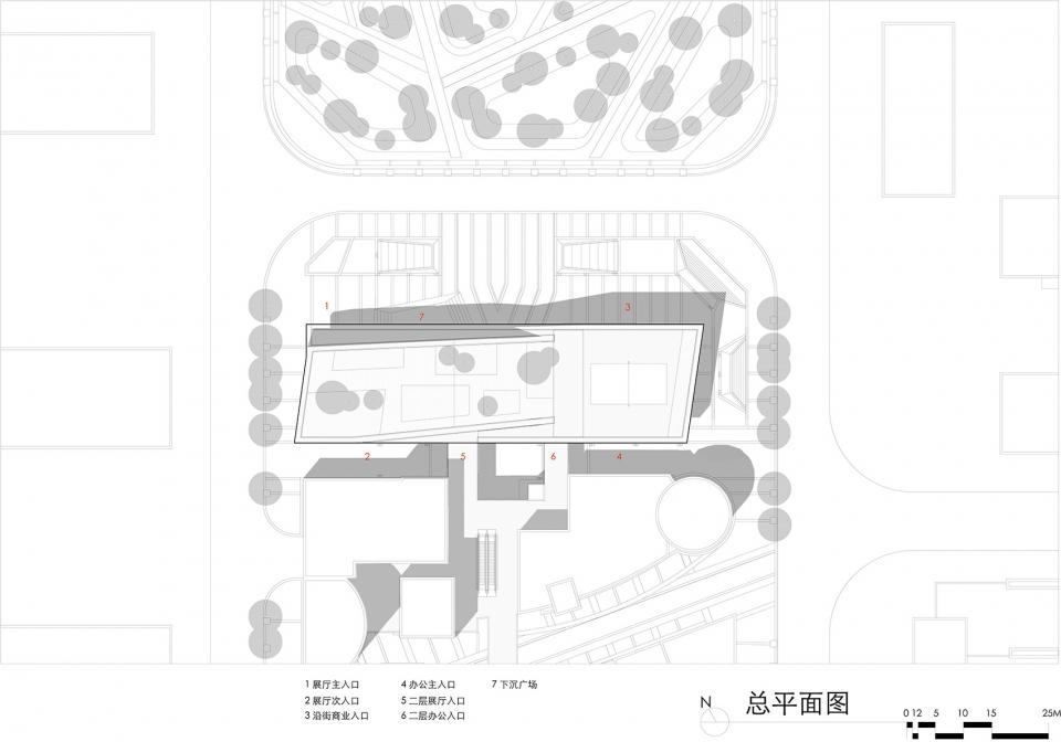 江西南昌世茂水城云中心/大正建筑