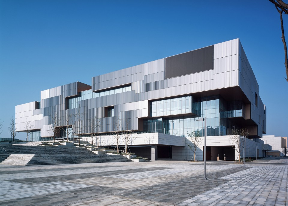 008-SND Cultural and Sports Center_Tianhua