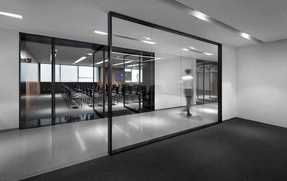 上海天华企业会议中心室内设计/上海天华