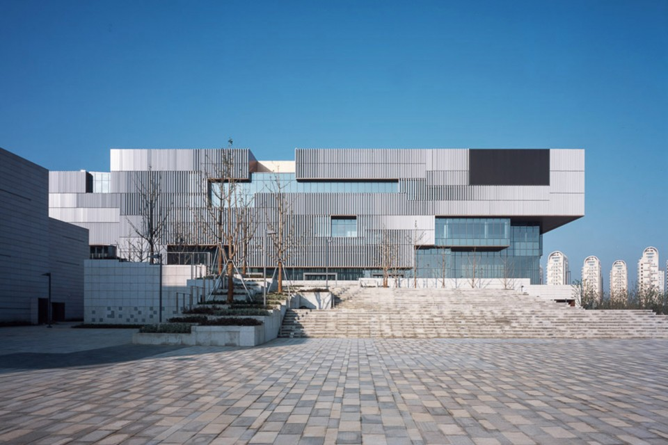 015-SND Cultural and Sports Center_Tianhua