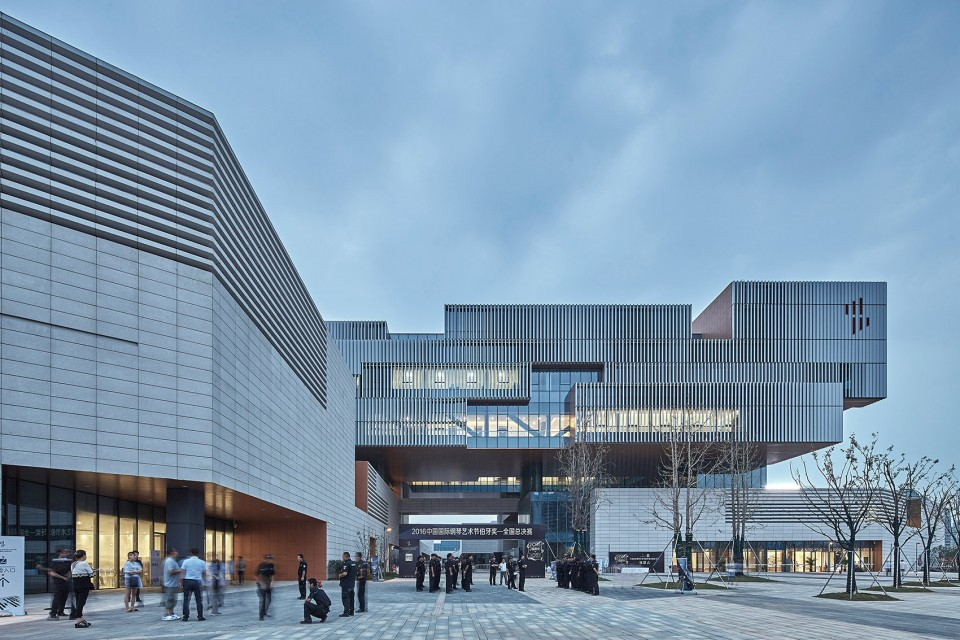 016-SND Cultural and Sports Center_Tianhua