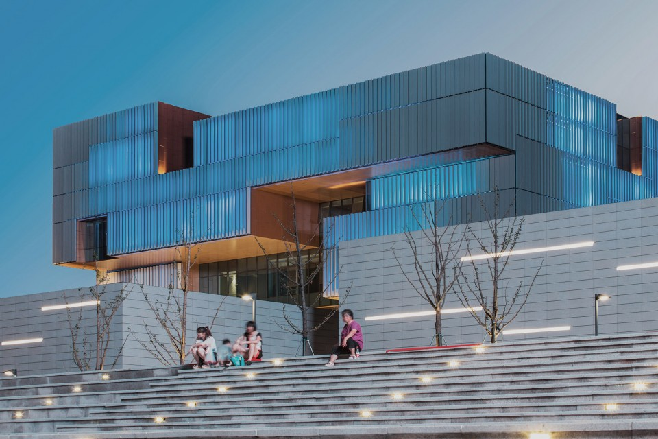 018-SND Cultural and Sports Center_Tianhua