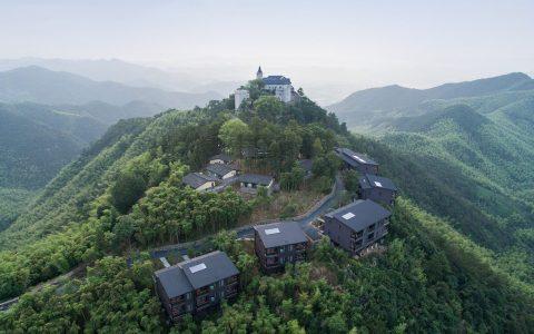 浙江莫干山裸心堡度假酒店/上海天华