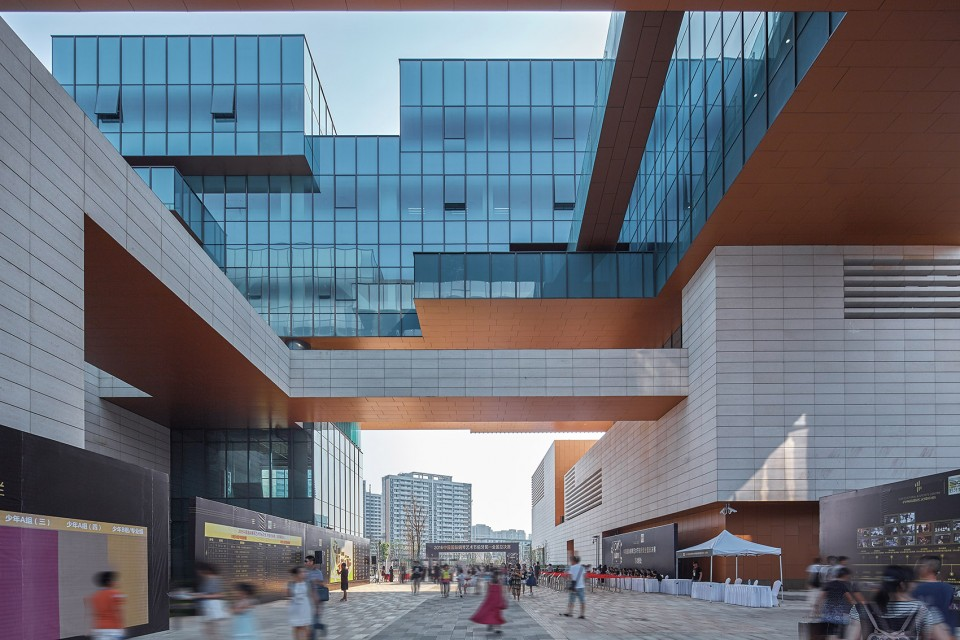 022-SND Cultural and Sports Center_Tianhua