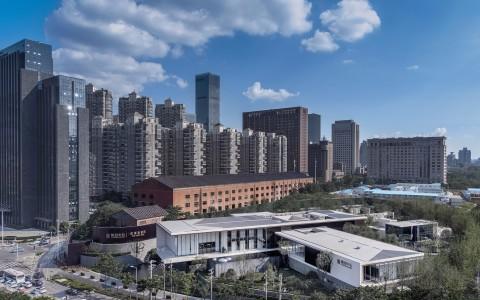 湖北省武汉市金融城壹号院生活体验馆/gad