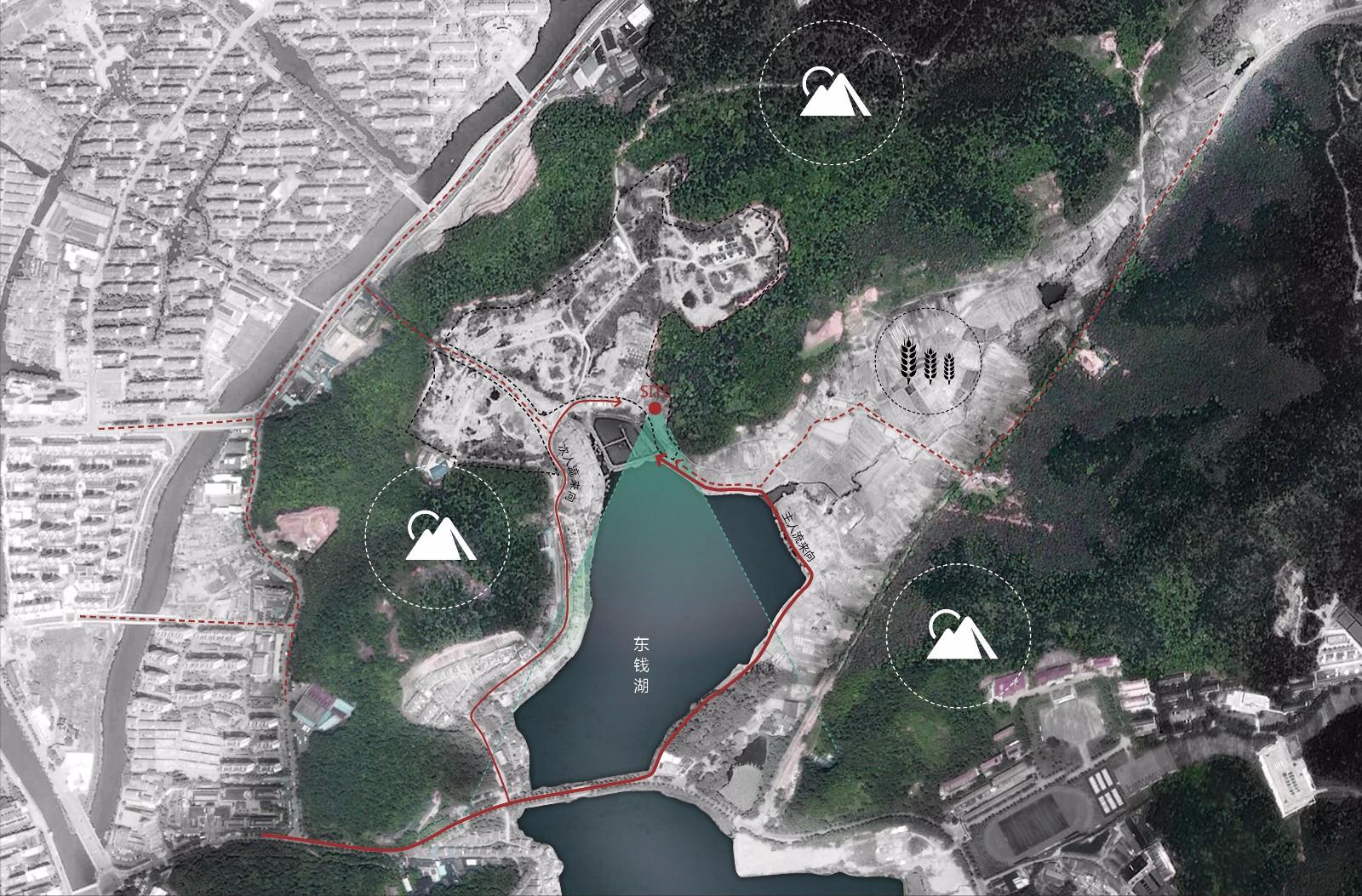 浙江省宁波市万科白石湖东社区中心/水石设计