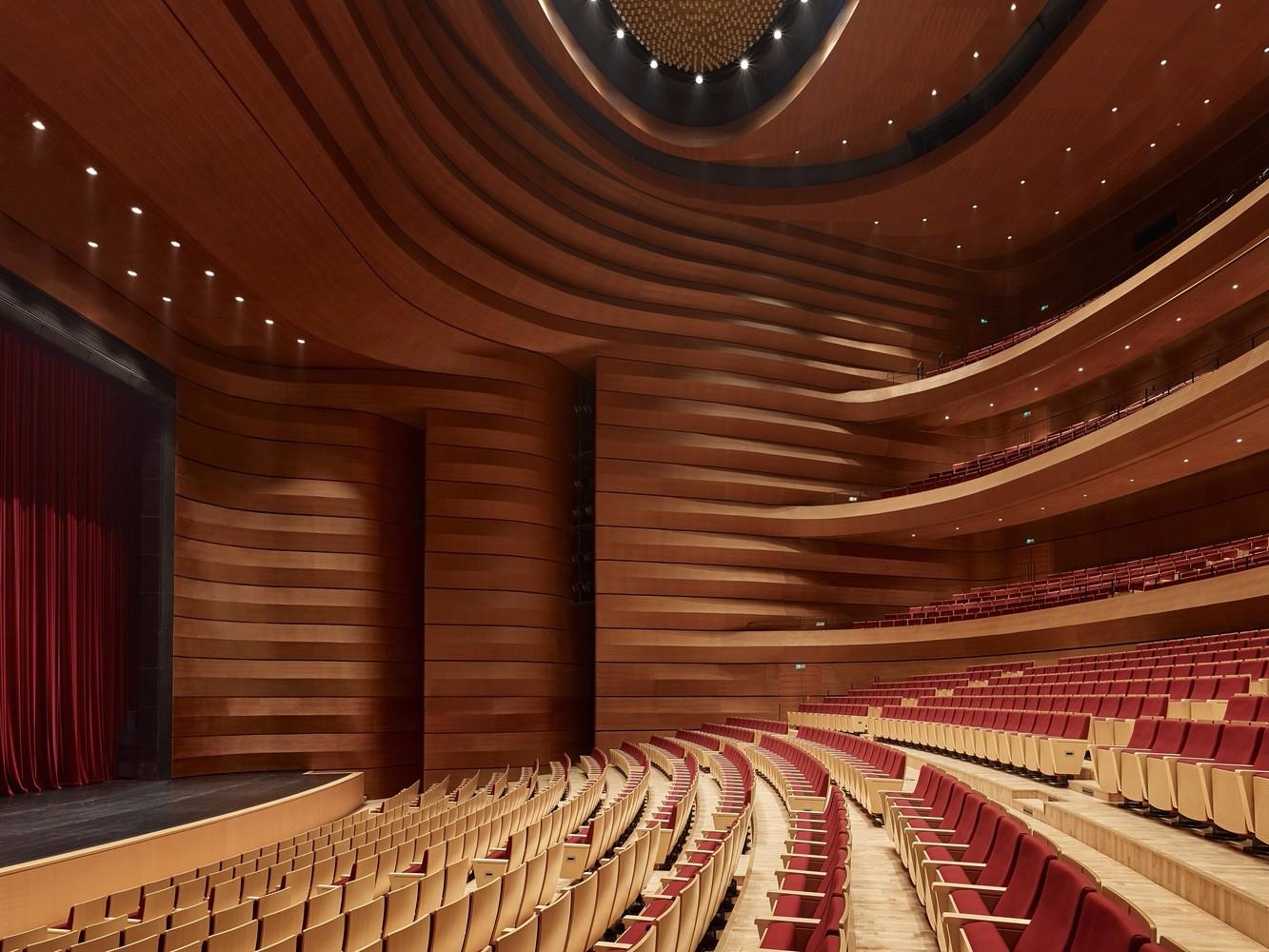 广西文化艺术中心建筑设计/GMP
