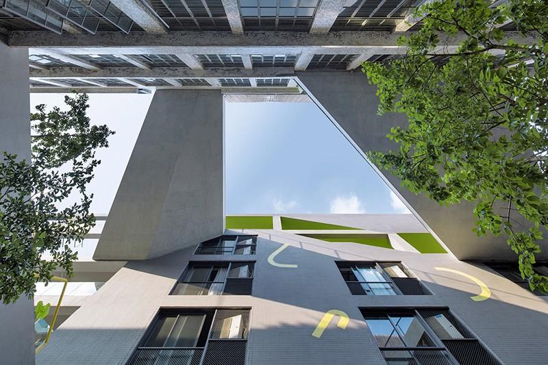 广州天河创想公社改造设计/源计划