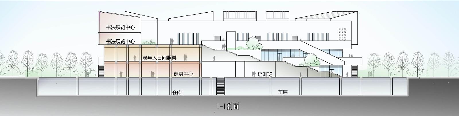 上海南翔东社区邻里中心/赛朴莱茵(XYP)