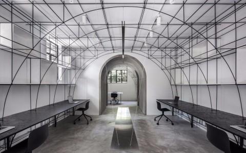 上海办公空间改造室内letou国际米兰下载/度向建筑