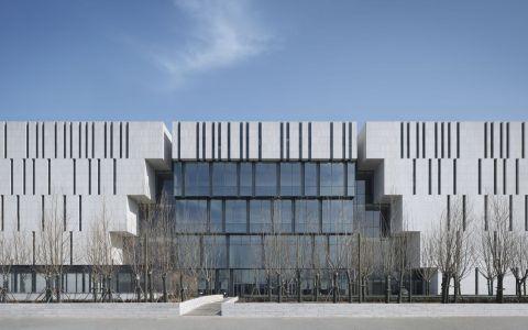 天津滨海新区文化中心滨海美术馆建筑letou国际米兰下载 / GMP