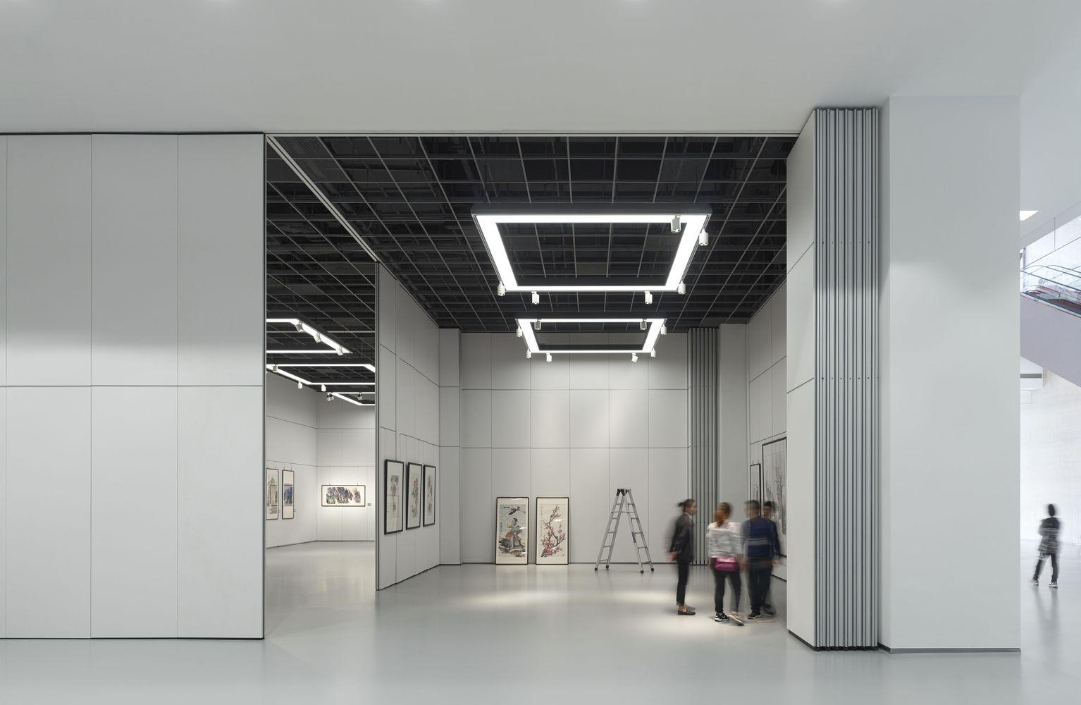 天津滨海新区文化中心滨海美术馆建筑设计 / GMP