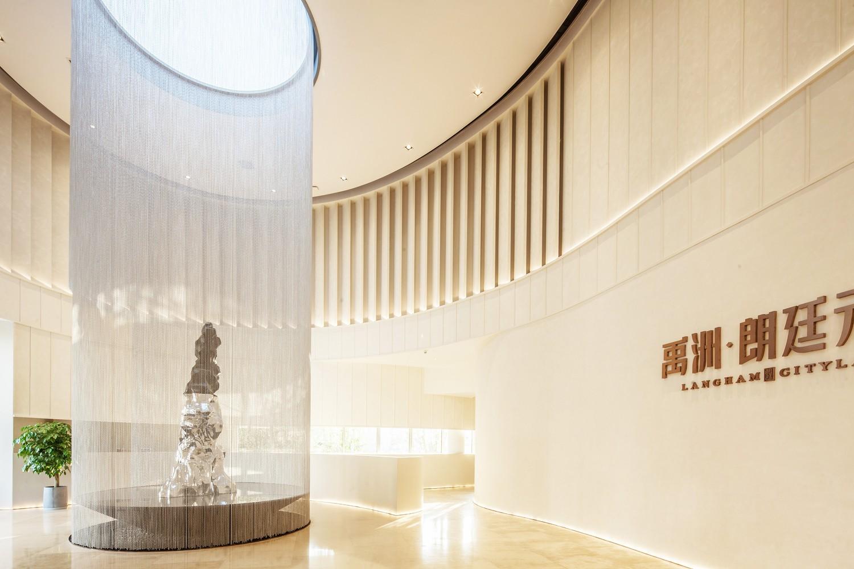 湖北武汉朗廷元著生活方式体验馆建筑设计/成执建筑