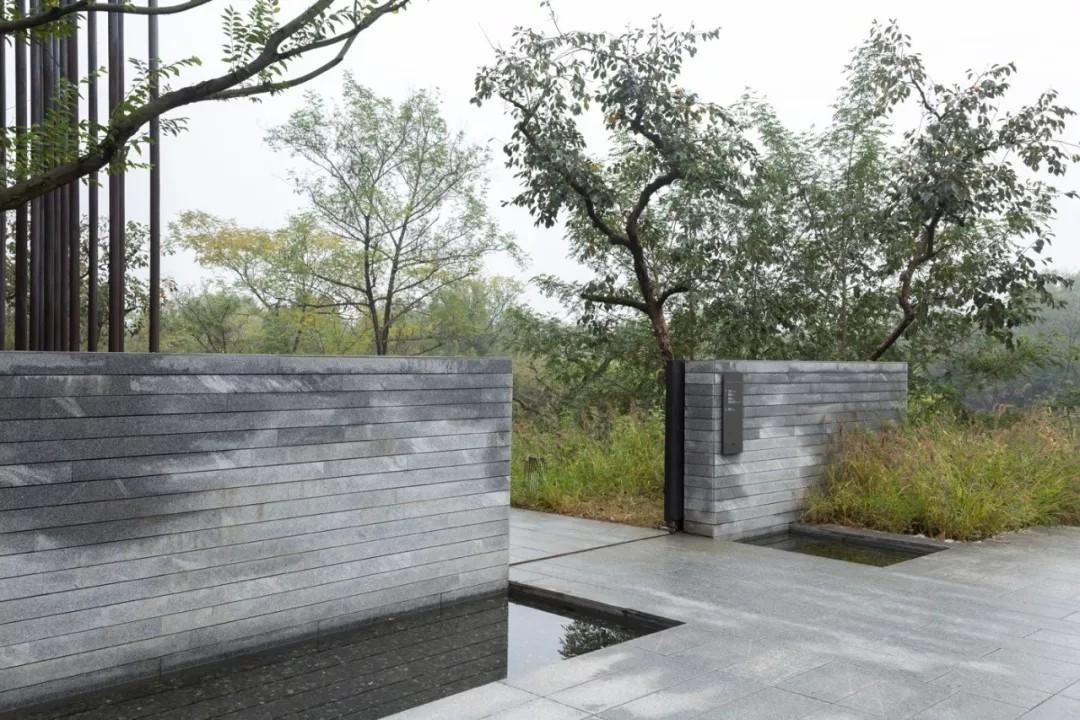 浙江杭州木守西溪酒店景观设计/张唐景观