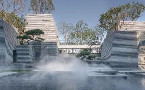 北京通州万国城MOMA景观letou国际米兰下载/山水比德
