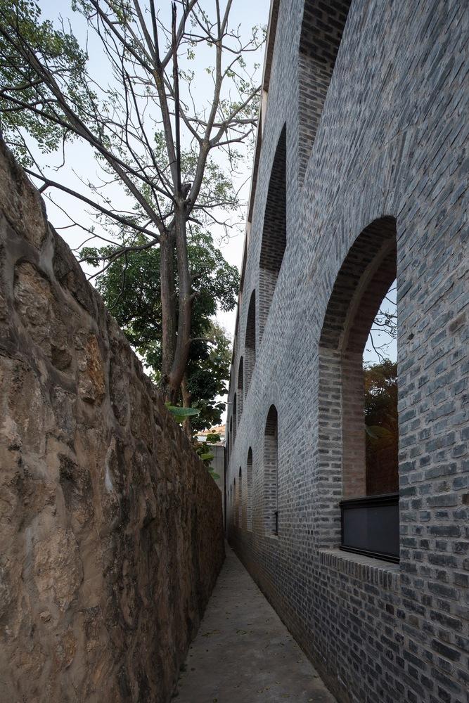 云南省保山市新寨咖啡庄园/迹•建筑事务所(TAO)