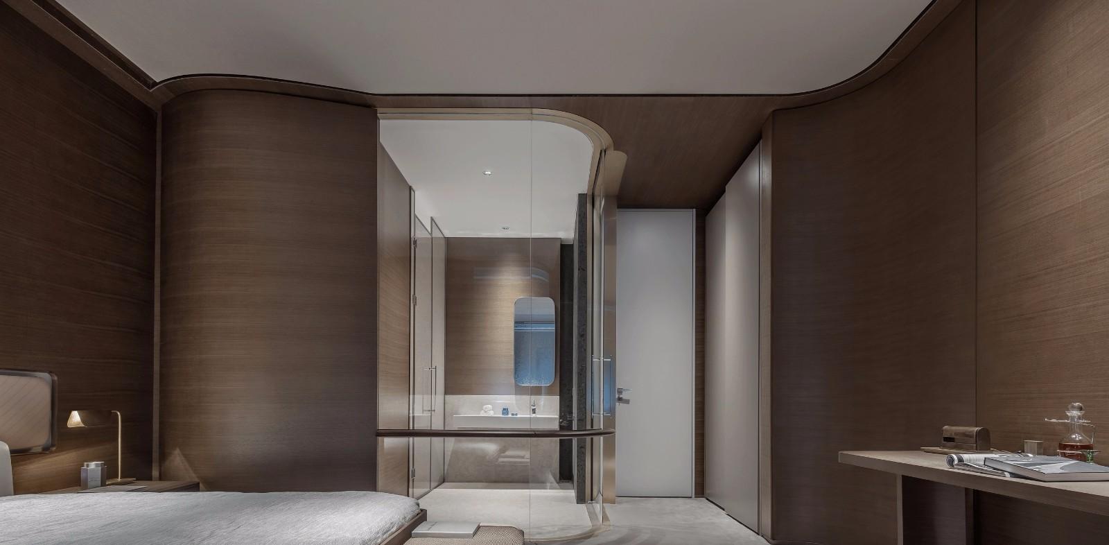 北京万科柒拾柒号院样板间   室内装饰设计  /  集美组
