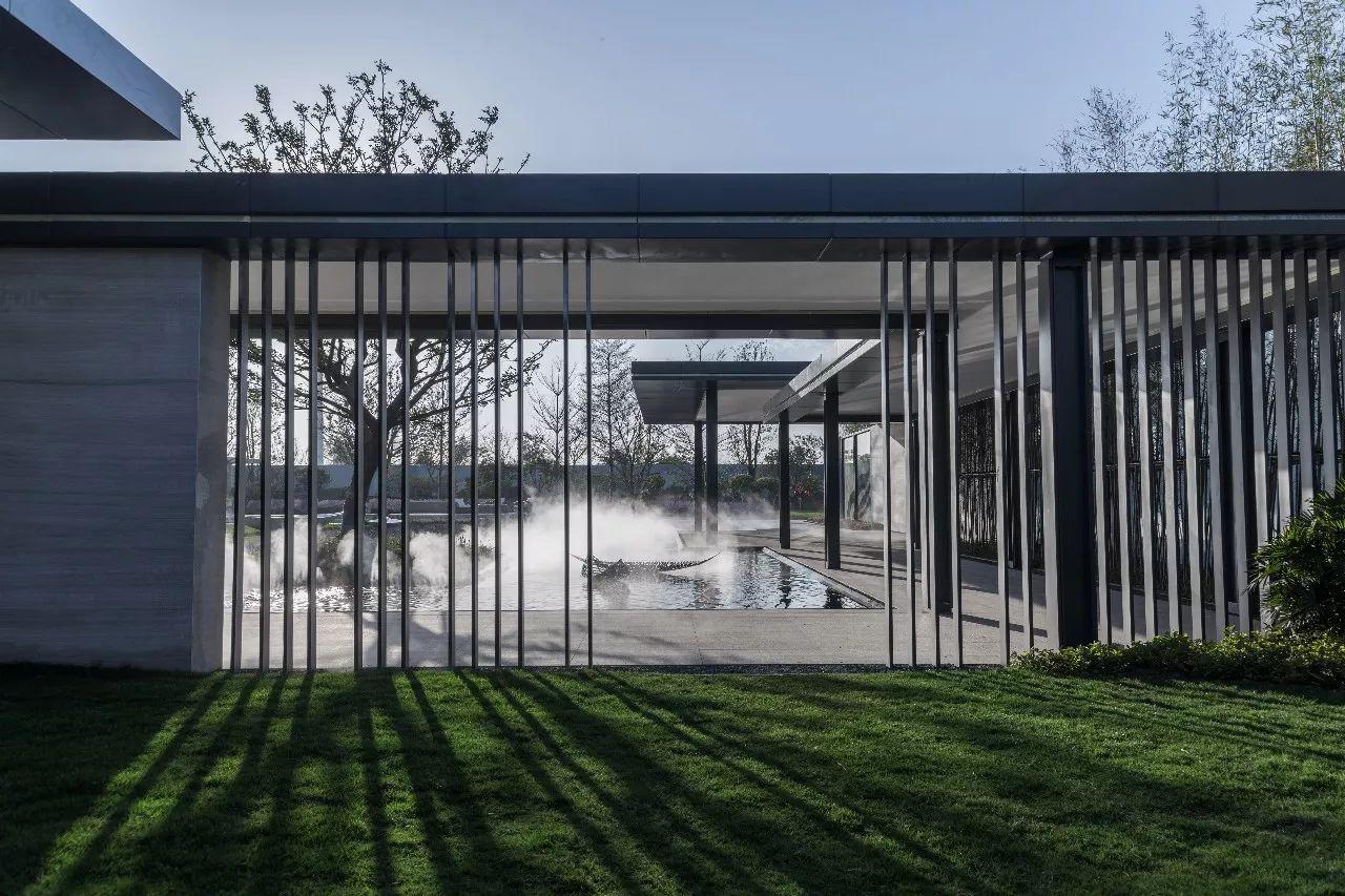 广州珠海九洲保利天和展示区建筑景观设计/GVL怡境国际