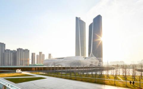 南京国际青年文化艺术中心/扎哈·哈迪德