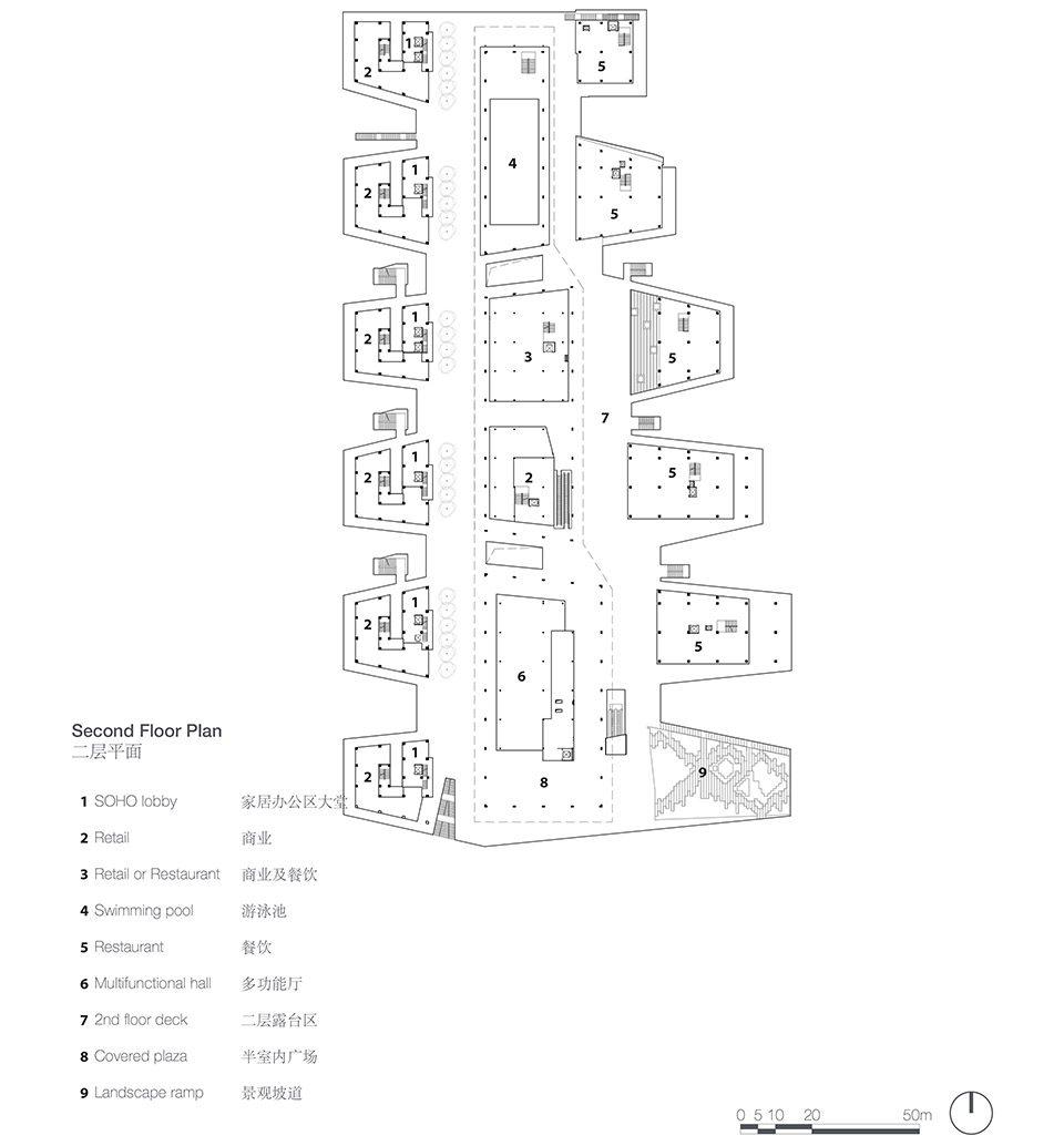 江苏昆山康居新城江南片区商业街/BAU