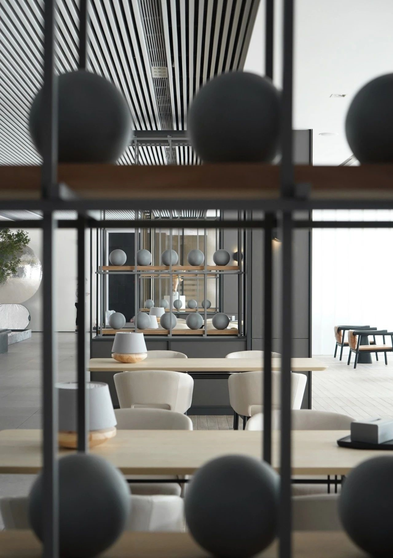 成都会所新中式室内设计/开戌空间设计