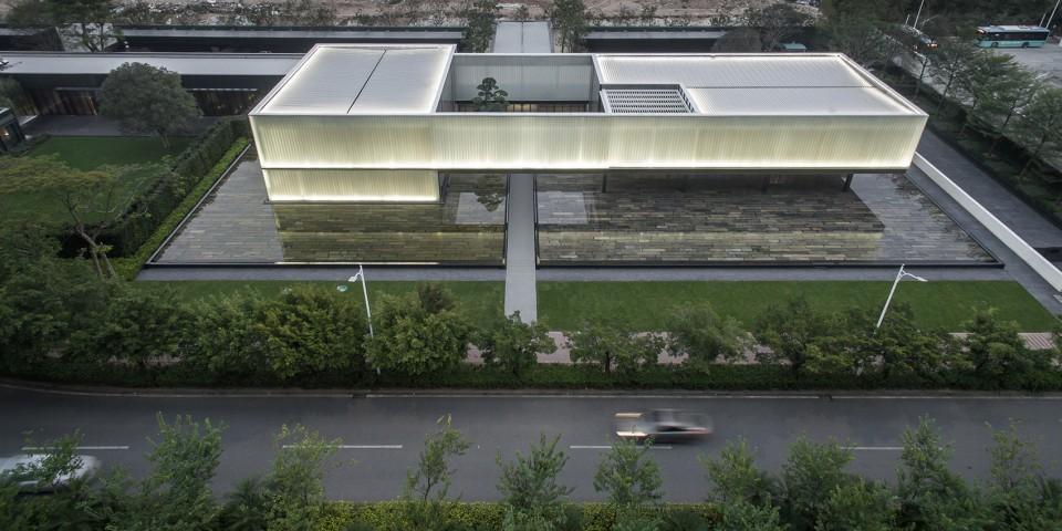 The Exhibition Center of Super Headquarters Base in Shenzhen Bay by Shenzhen Huahui Design-1