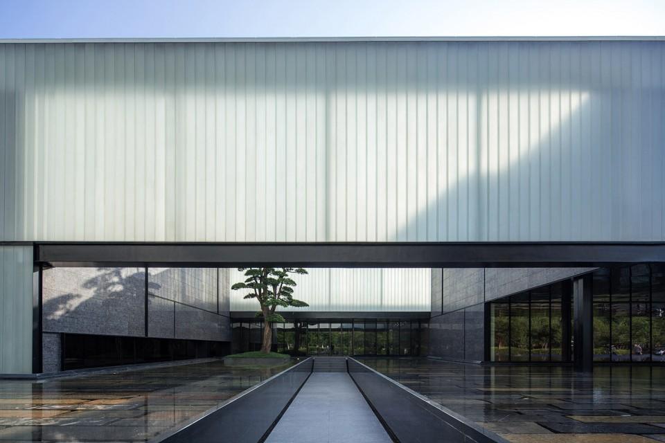 The Exhibition Center of Super Headquarters Base in Shenzhen Bay by Shenzhen Huahui Design-12