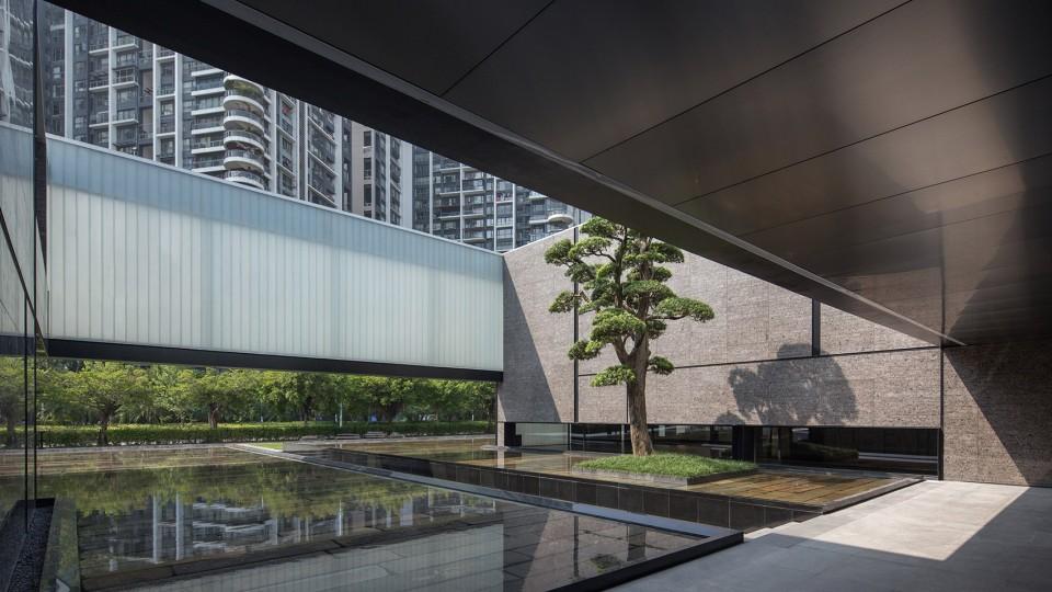 The Exhibition Center of Super Headquarters Base in Shenzhen Bay by Shenzhen Huahui Design-16