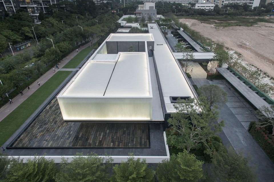The Exhibition Center of Super Headquarters Base in Shenzhen Bay by Shenzhen Huahui Design-2