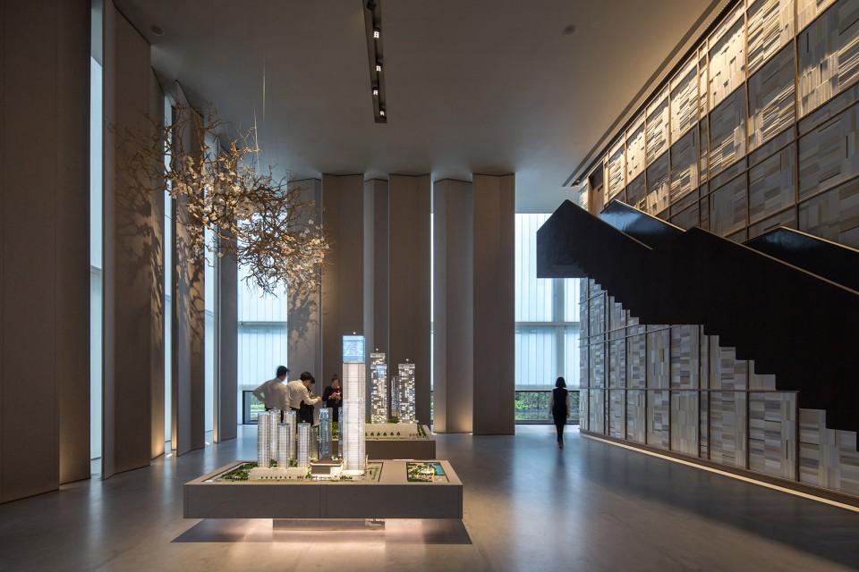 The Exhibition Center of Super Headquarters Base in Shenzhen Bay by Shenzhen Huahui Design-24