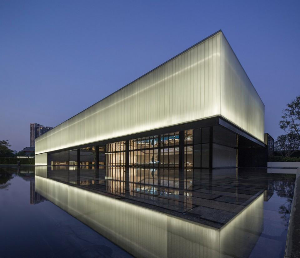 The Exhibition Center of Super Headquarters Base in Shenzhen Bay by Shenzhen Huahui Design-4