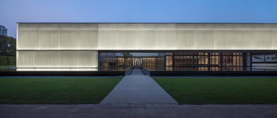 The Exhibition Center of Super Headquarters Base in Shenzhen Bay by Shenzhen Huahui Design-8