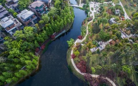 成都麓湖红石公园景观letou国际米兰下载/易兰规划letou国际米兰下载院