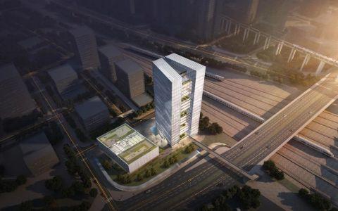 深圳天马大厦建筑letou国际米兰下载/CCDI境工作室