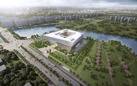 苏州第二图书馆建筑letou国际米兰下载/GMP