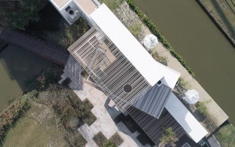 上海奥伦达部落接待展示中心建筑letou国际米兰下载/亿端国际letou国际米兰下载