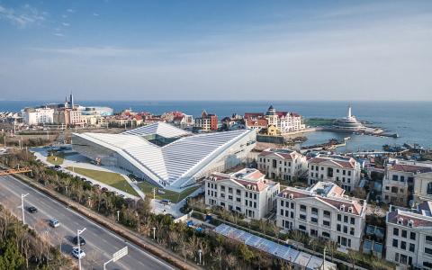 山东海尔全球创新模式研究中心建筑letou国际米兰下载