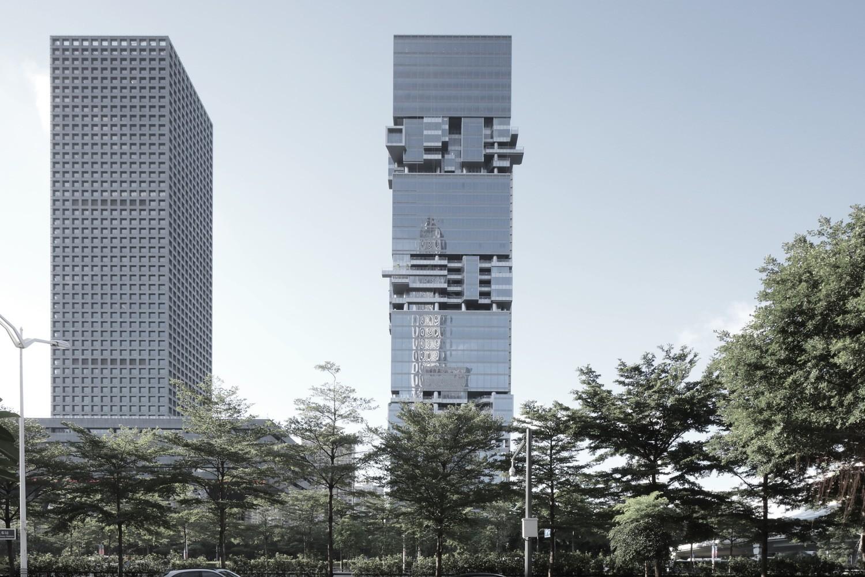 深圳南方博时基金大厦建筑设计/汉斯·霍莱因