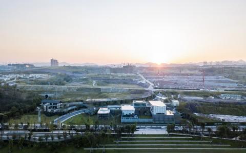重庆龙湖两江长滩原麓社区中心建筑letou国际米兰下载/成执建筑