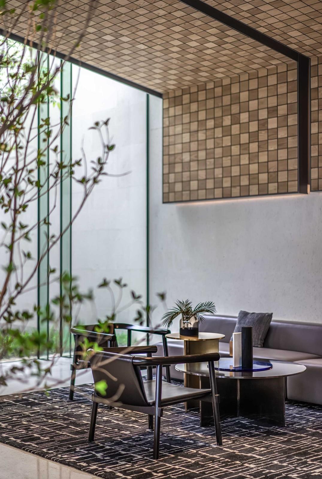 福州万科天空之城售楼处天空之境  室内设计  /  万境设计
