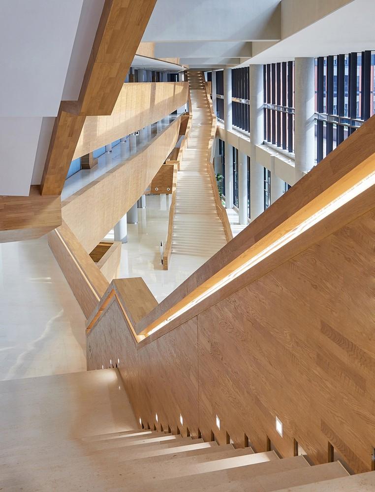湖北武汉腾讯研发中心室内装饰设计