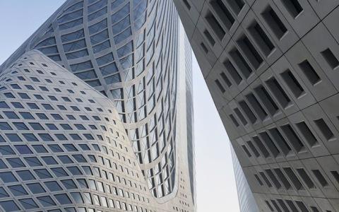南京国际青年文化中心建筑letou国际米兰下载/扎哈建筑事务所