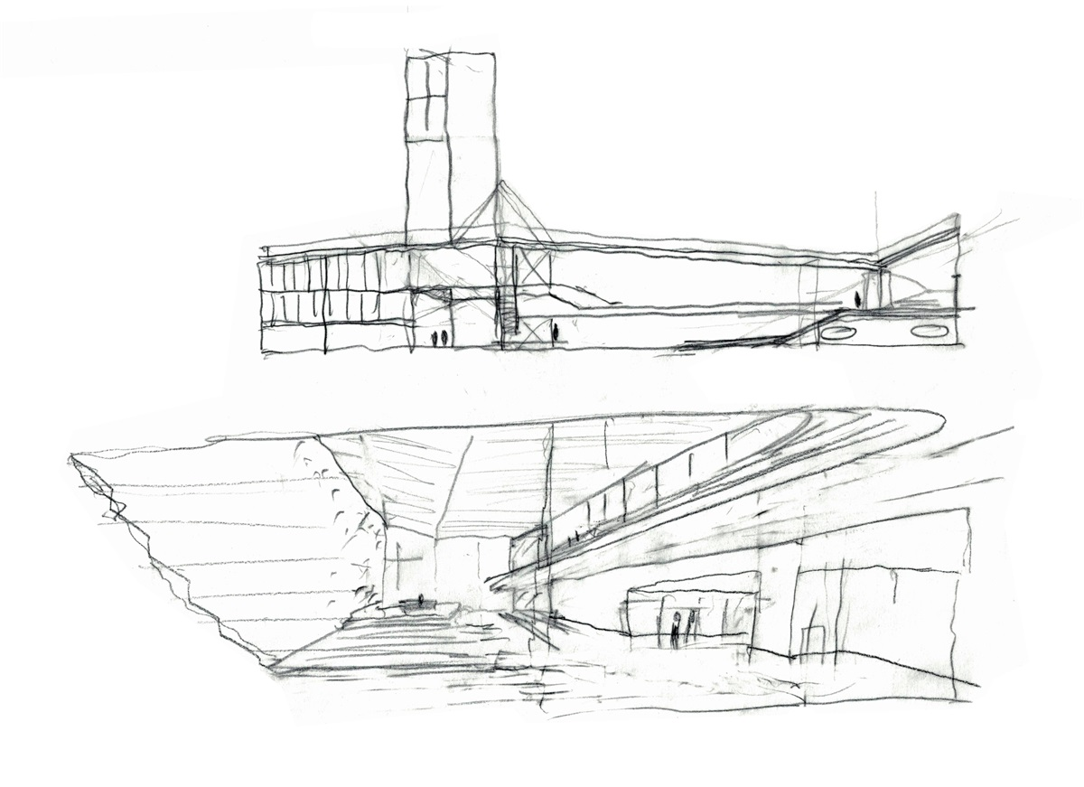 新外滩区教堂建筑设计