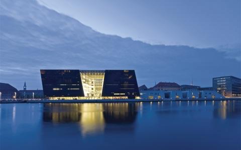 丹麦皇家图书馆 建筑letou国际米兰下载 / SHL