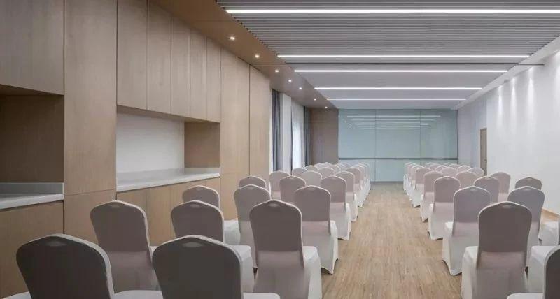黄山绿地太平湖康养酒店建筑设计/GN栖城设计