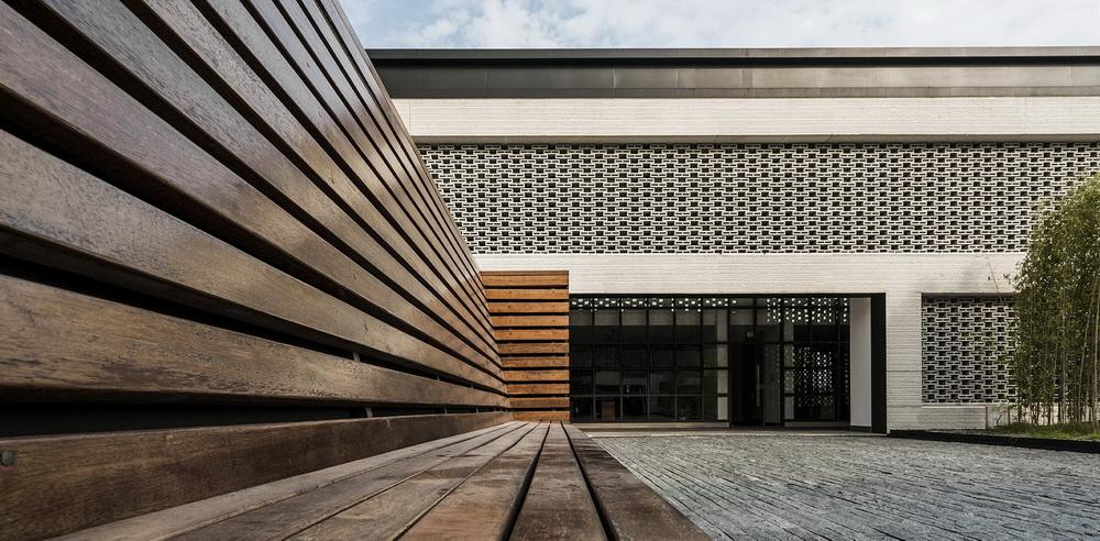 广东河源图书馆新馆建筑设计/IAPA
