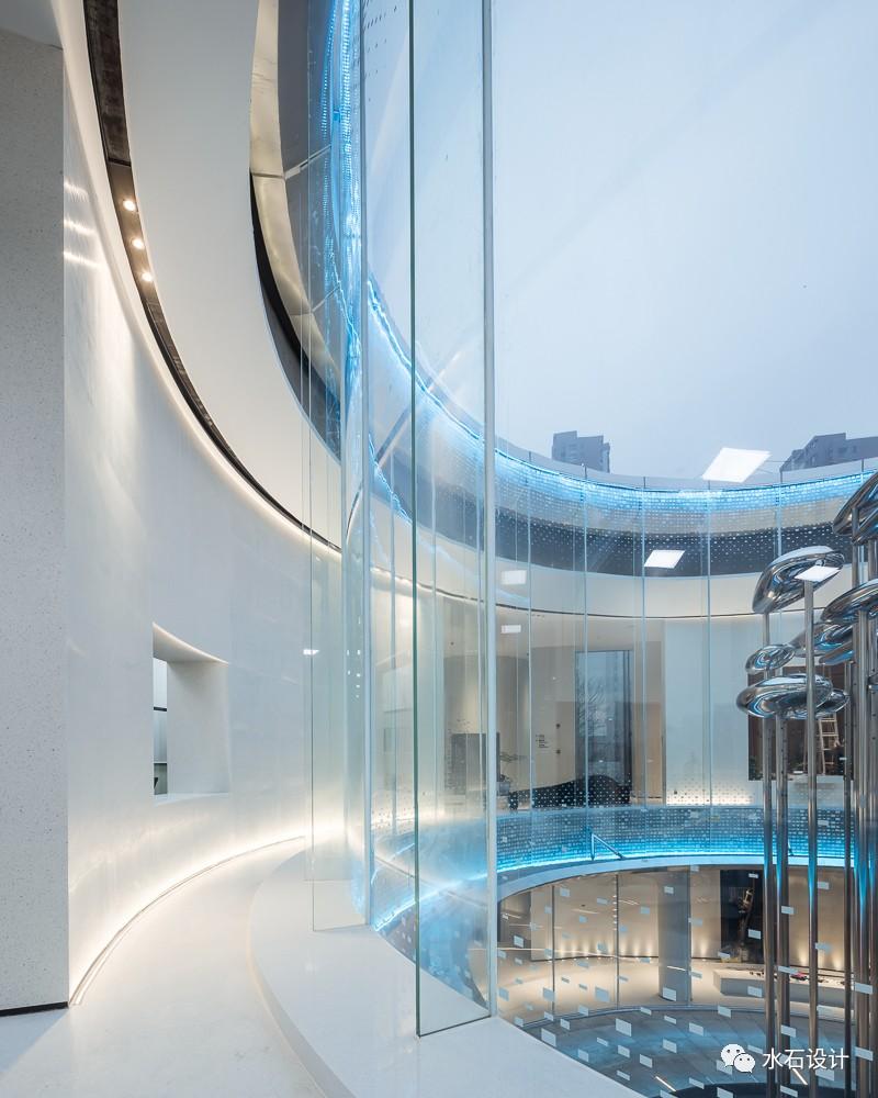 江苏苏州美的云筑未来生活馆建筑和景观设计/水石设计